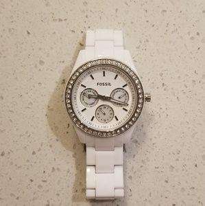 Jewelry - Fossil watch